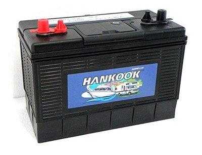 Hankook Boot Accu 130 Ah 12V